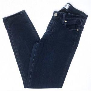 Paige Verdugo Ankle Ivan Dark Blue Skinny Jean